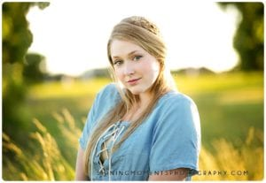 Sycamore Photographer, Northern Illinois Photographer, Portraits, Sycamore High School